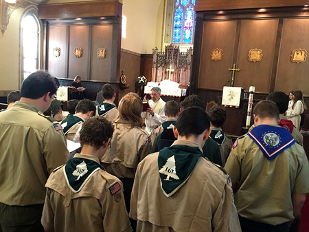 Religious Websites for Scouting