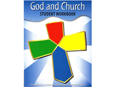God and Church Religious Emblem ONLINE Class