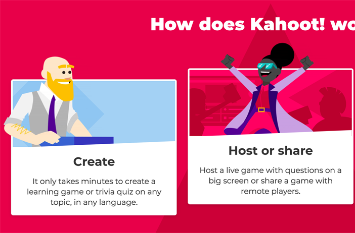Kahoot - A Great Online Fun and Learning Activity