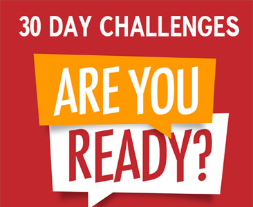 30 Day Challenges for Scouts