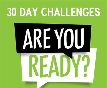 30 Day Challenge for Venture Scouts